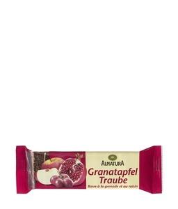 Fruchtschnitte Granatapfel-Traube