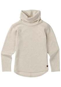Burton Lil Ellmore - Sweatshirt für Mädchen - Weiß