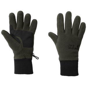 Jack Wolfskin Unisex Handschuhe Vertigo Glove XS braun
