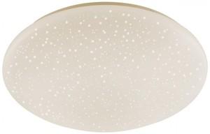 LED-Deckenleuchte CCT Sternenhimmeleffekt D. 57 cm
