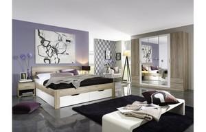 Unterbau für Bett München alpinweiß