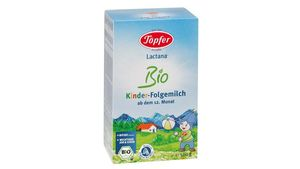Töpfer Lactana Bio Kindermilch