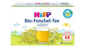 HiPP Teegetränk - Bio-Fenchel-Tee (Beutel)