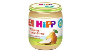 HiPP Früchte - Williams-Christ-Birne