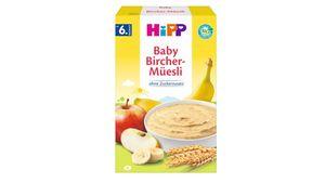 HiPP Bio-Müesli - Baby Bircher-Müsli