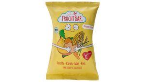 FRUCHTBAR Bio-Knusper-Enten Karotte, Kürbis, Mais, Reis