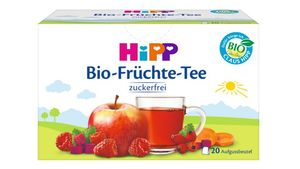 HiPP Teegetränk - Bio-Früchte-Tee (Beutel)