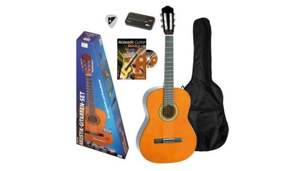 Voggenreiter - Akustik-Gitarren-SET 4/4-DE