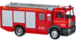 """Müller - Toy Place - Truck-Collection MAN """"Feuerwehr"""", DIE CAST METAL, sortiert"""