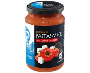 LYTTOS Griechische Pastasauce