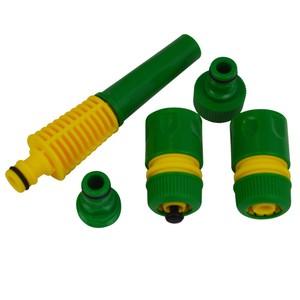 Bewässerungs-Set 5tlg. Schnelladapter Wasserspritze