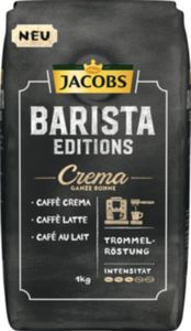 Jacobs Barista Crema, Editions 1 kg