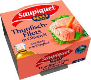 Saupiquet Thunfischfilet in Olivenöl 185 g