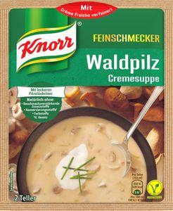 Knorr Feinschmecker Waldpilzsuppe 0,5L