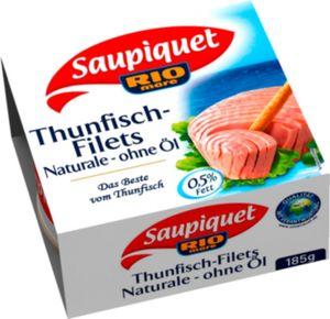 Saupiquet Thunfisch-Filets, natur 130 g