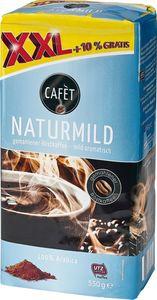 Cafet Naturmild XXL 550g