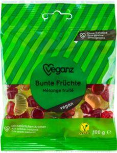 Veganz Bunte Früchte 100g