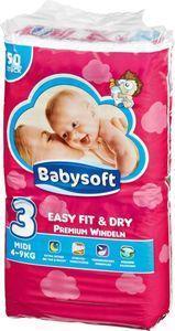 Babywindeln Babysoft Midi 50 Stück