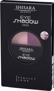 SHISARA Beauty Eyeshadow Duo 03 (Soft Aubergine)