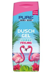 PURE&BASIC Duschgel Summer Feeling