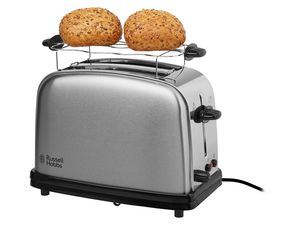 Russell Hobbs Edelstahl-Toaster Oxford