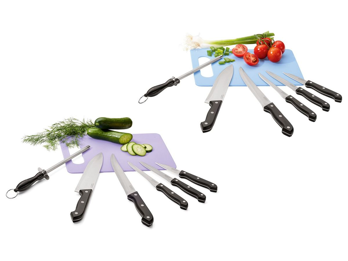 Bild 2 von ERNESTO® Messerset mit Brett