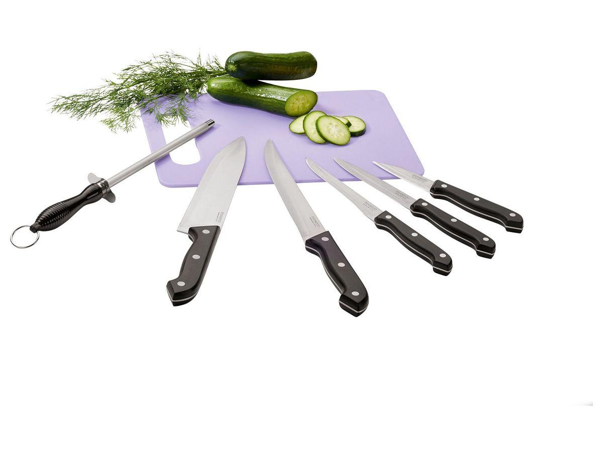 Bild 4 von ERNESTO® Messerset mit Brett
