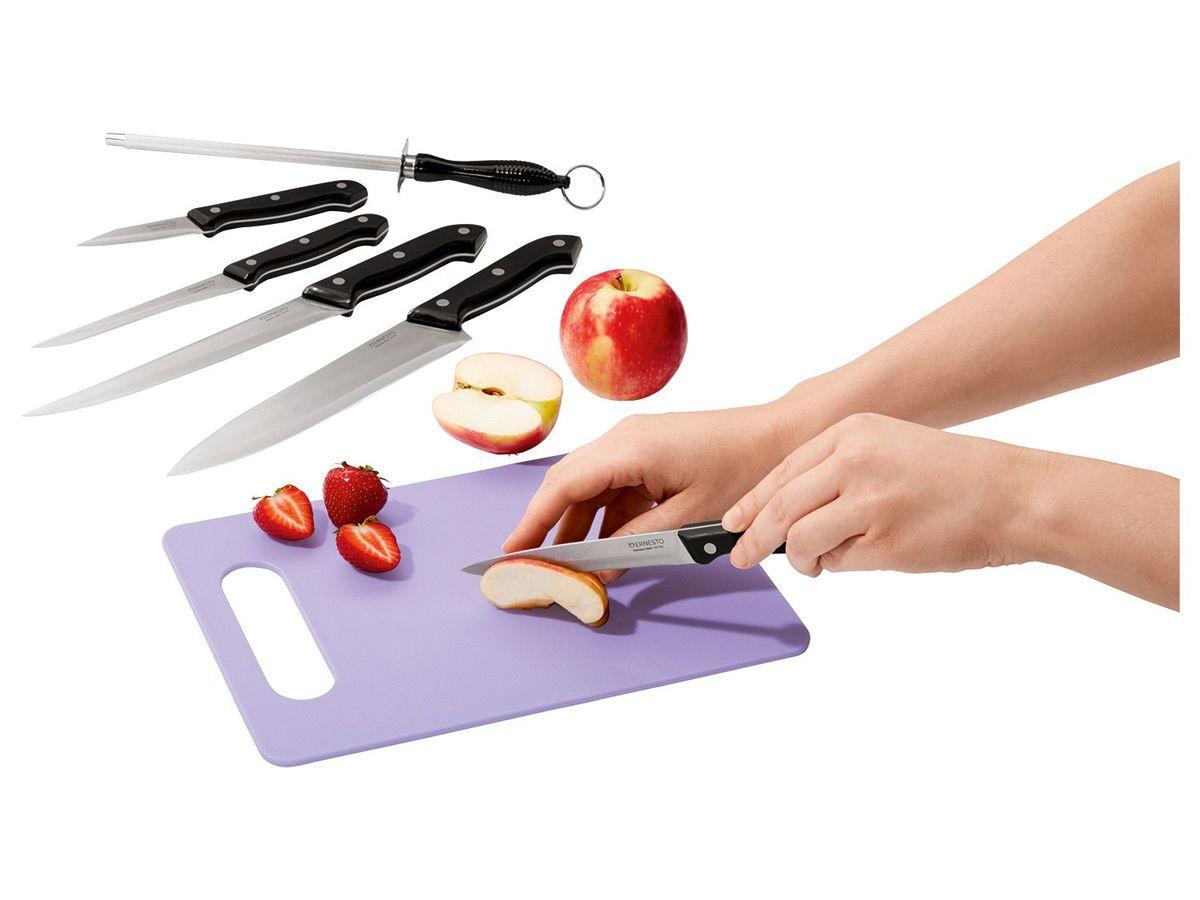 Bild 5 von ERNESTO® Messerset mit Brett