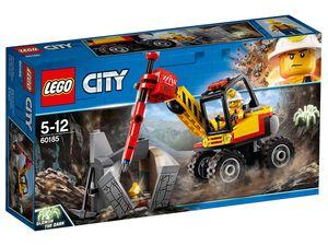 LEGO® City 60185 Power-Spalter für den Bergbau