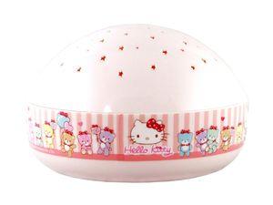 Niermann Nachtlicht Hello Kitty Projektor