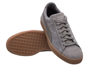 Puma Herren Sneaker Suede Classic Natural Warmth