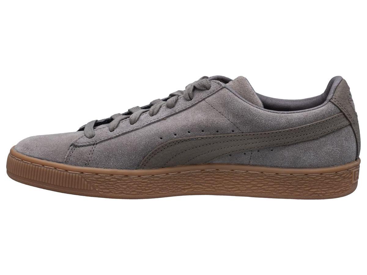 Bild 3 von Puma Herren Sneaker Suede Classic Natural Warmth
