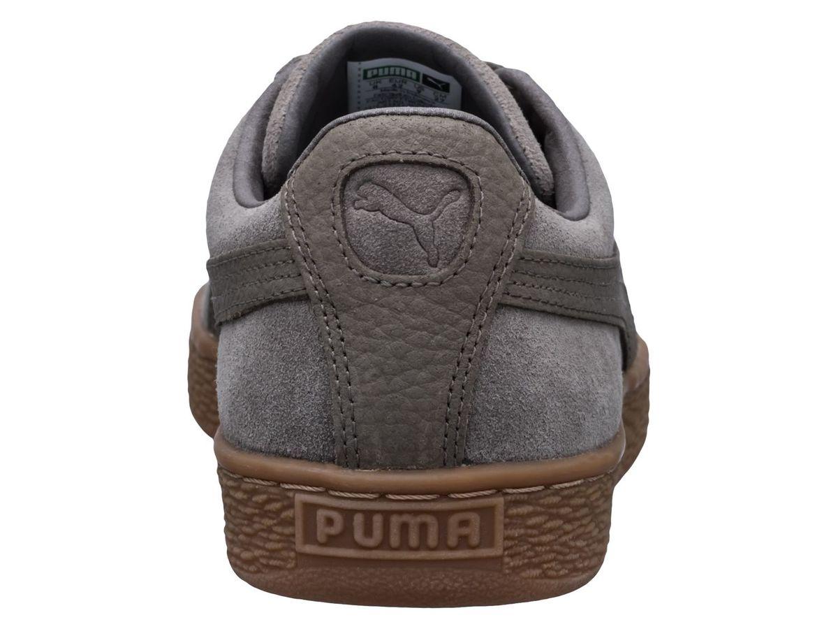 Bild 4 von Puma Herren Sneaker Suede Classic Natural Warmth