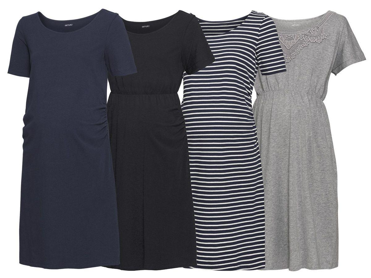 Bild 1 von ESMARA® PURE COLLECTION Damen Umstands-Kleid
