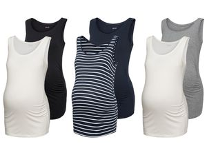 ESMARA® PURE COLECTION 2 Damen Umstands-Tops