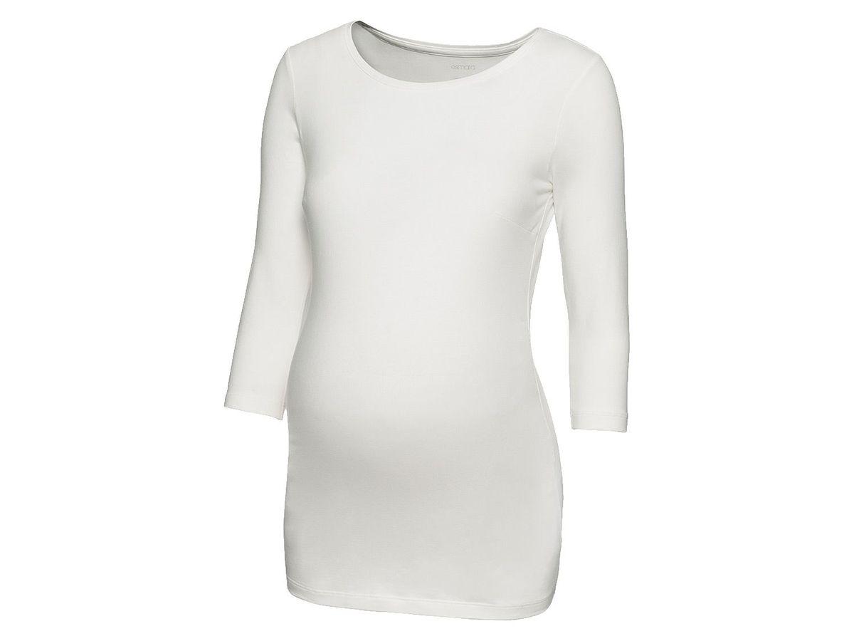 Bild 3 von ESMARA® PURE COLLECTION 2 Damen Umstands-Shirts
