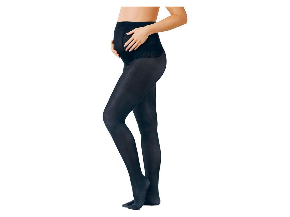 Bild 2 von ESMARA® 3 Damen Umstands-Feinstrumpfhosen