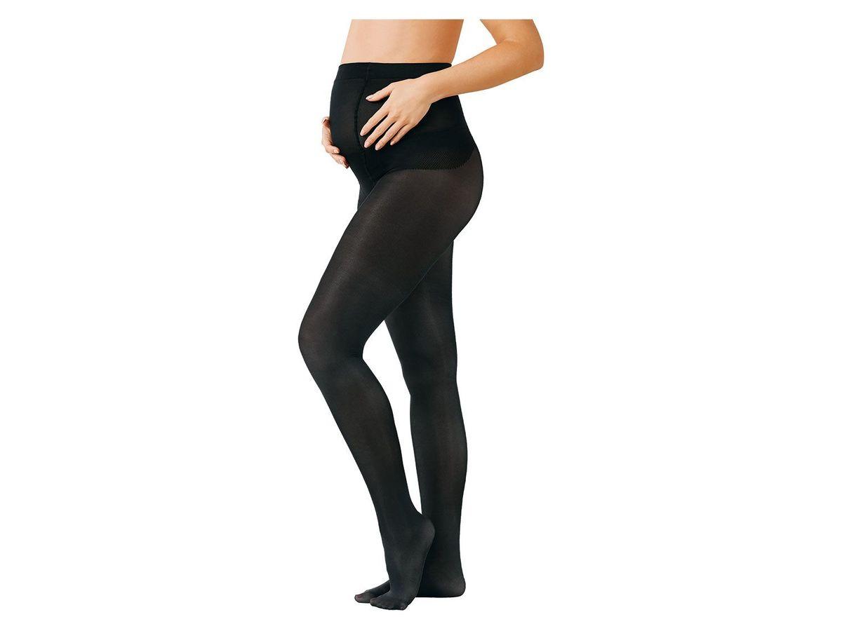 Bild 3 von ESMARA® 3 Damen Umstands-Feinstrumpfhosen