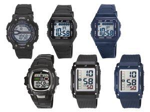 AURIOL® Damen Herren Sport-Armbanduhr