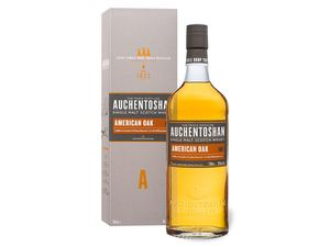 AUCHENTOSHAN American Oak Lowland Single Malt Scotch Whisky 40% Vol