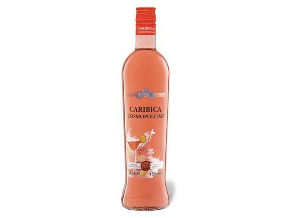 Caribica Cosmopolitan 15% Vol.