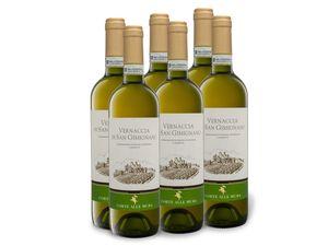 6 x 0,75-l-Flasche Corte alle Mura Vernaccia di San Gimignano DOCG, Weißwein
