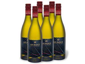 6 x 0,75-l-Flasche Haymaker Marlborough Sauvignon Blanc, Weißwein