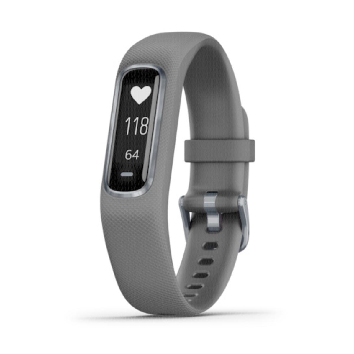 Bild 1 von Garmin Fitness Tracker Vivosmart 4 schwarz - Größe S/M wasserdicht Bluetooth ANT