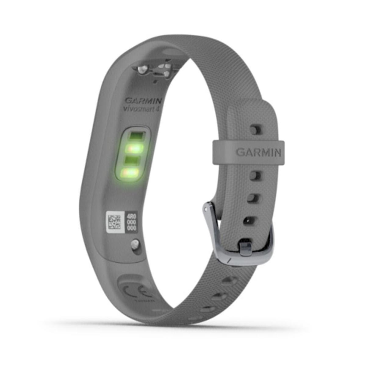 Bild 3 von Garmin Fitness Tracker Vivosmart 4 schwarz - Größe S/M wasserdicht Bluetooth ANT