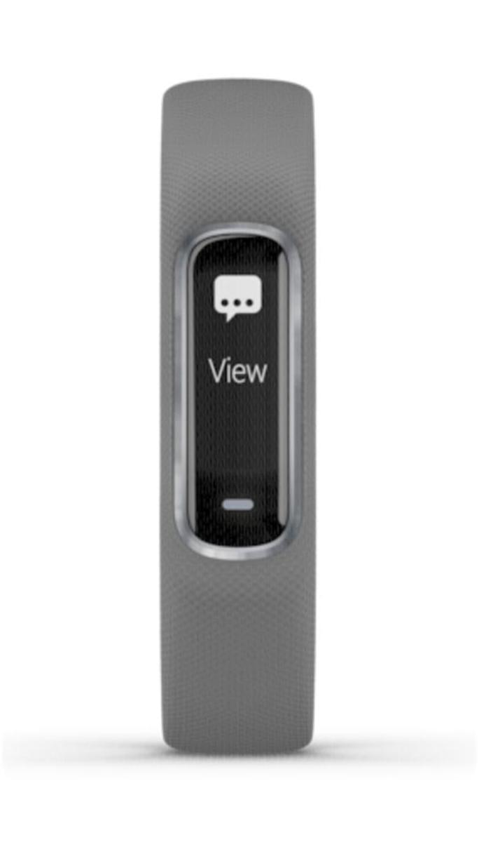 Bild 4 von Garmin Fitness Tracker Vivosmart 4 schwarz - Größe S/M wasserdicht Bluetooth ANT