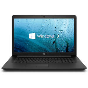 HP 17-by0104ng - Celeron N4000 / 1,1 GHz - 4GB RAM - 1TB HDD - 43,9 cm 17.3
