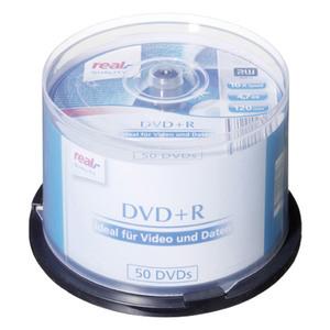 DVD+R 4,7GB, 16x, 50er Spindel
