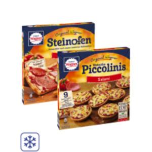 Original Wagner Steinofen Pizza, Piccolinis oderFlammkuchen original