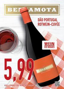 Bergamota Rotwein-Cuvée Dão, Portugal